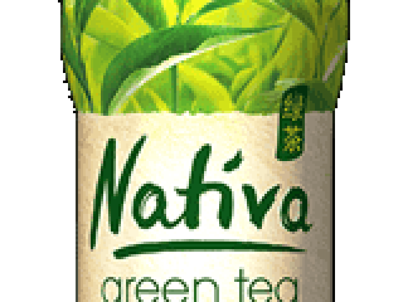 Nativa green tea lemon