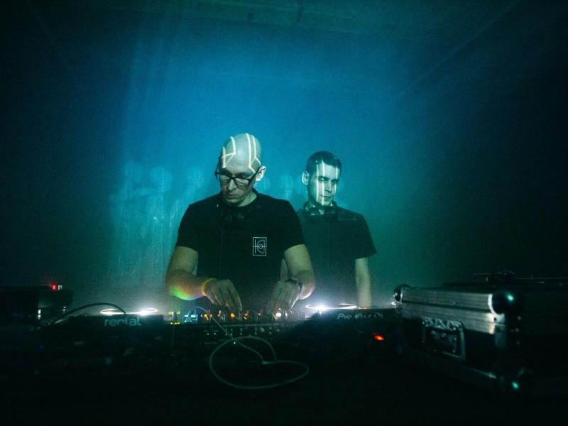 Bad Mojo & Michael Priest