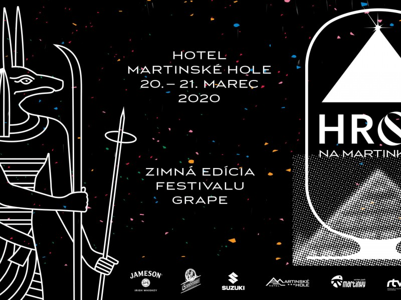 ZRUŠENÉ-Hrot na Martinkách / Zimná edícia festivalu Grape ()