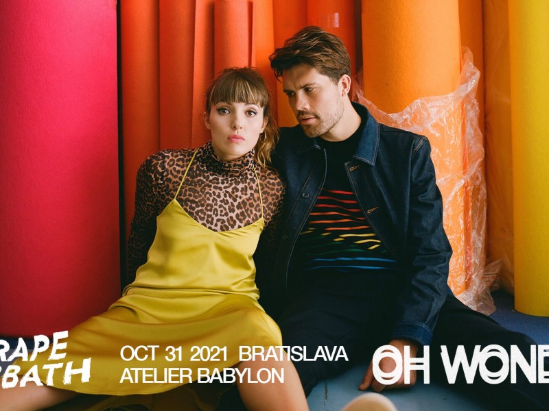 NOVÝ TERMÍN - Oh Wonder (uk) / Bratislava ()