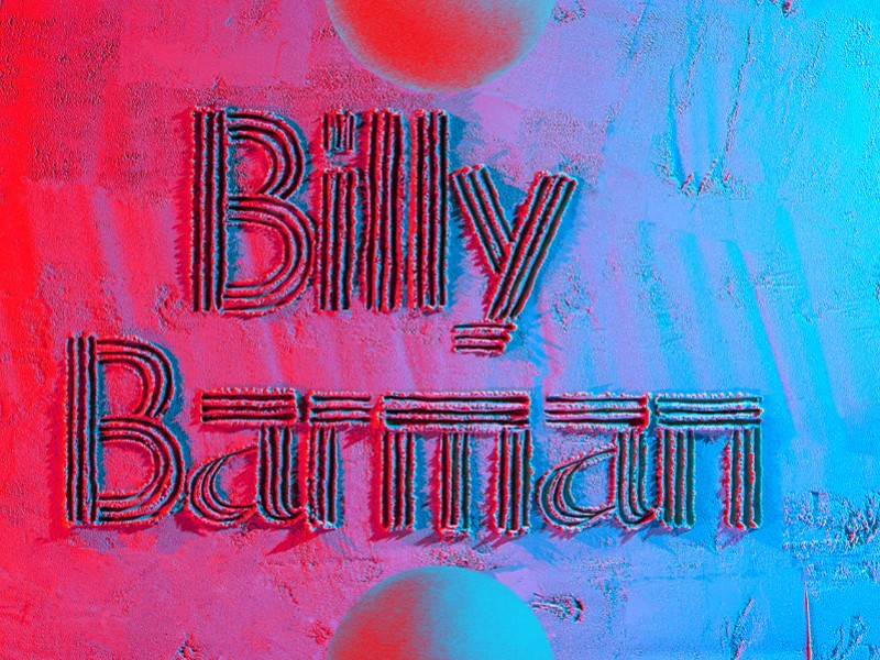 VYPREDANÉ / Billy Barman / Grape pod mostom / 9. 7. 21