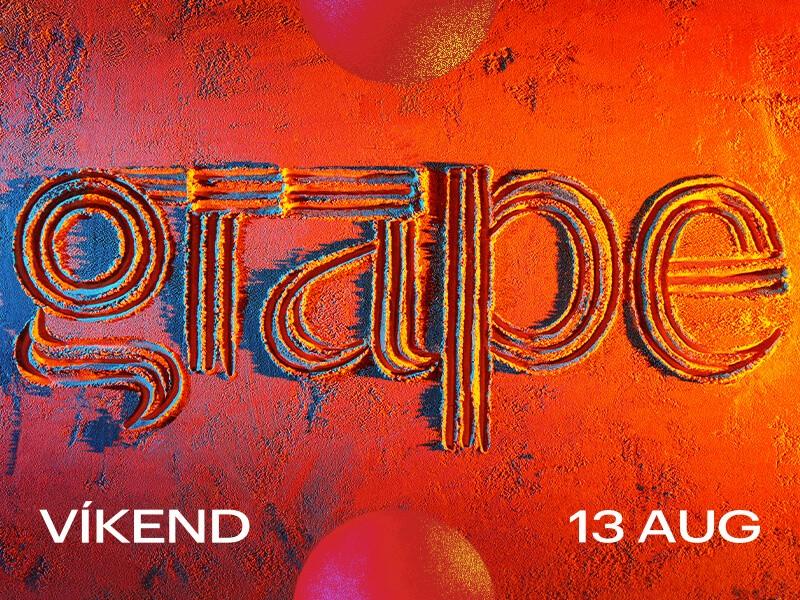 Grape weekend / Vec & band, Medial Banana / Friday / 13. 8. 2021 ()