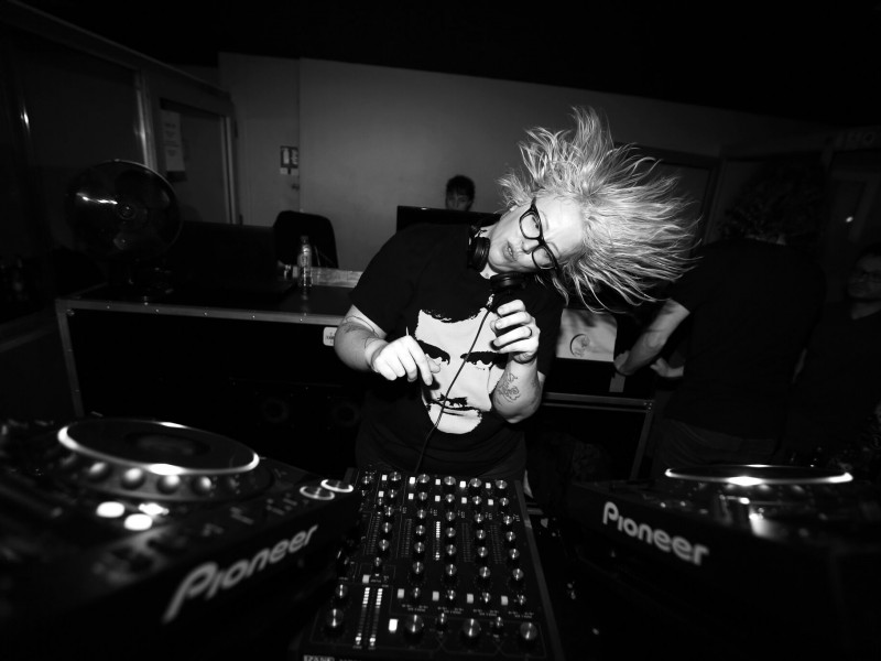 The Black Madonna at The Grape19 ()