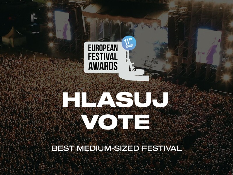 Grape nominated for Best Medium.Sized festival ()