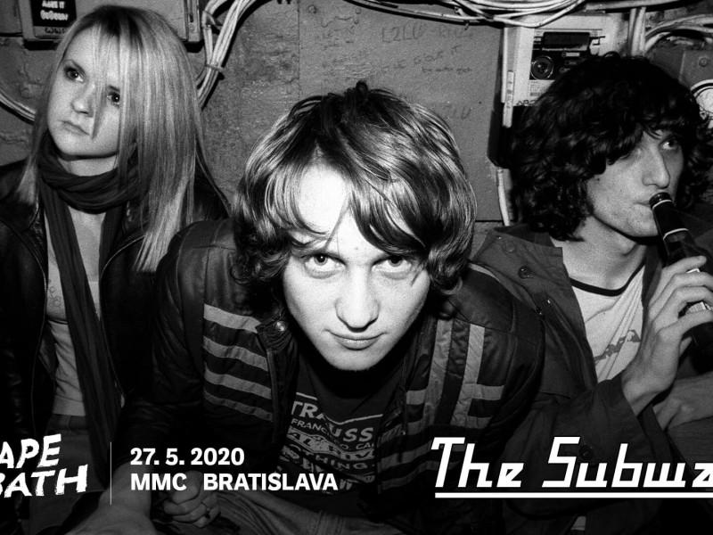 The Subways po rokoch opäť v Bratislave! ()