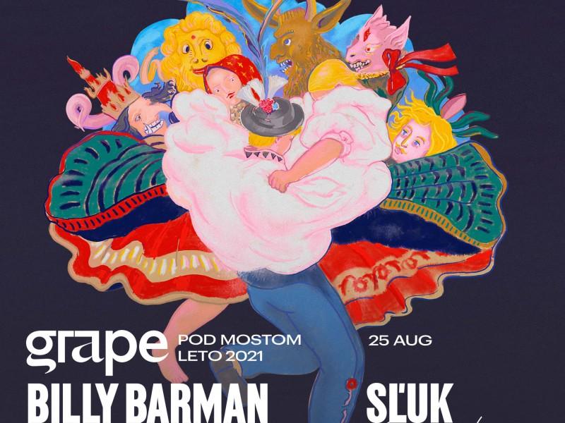 SĽUK a Billy Barman ()
