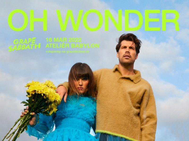 Oh Wonder v Bratislave - v novom termíne a s novým albumom ()